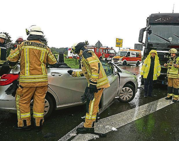 Ehepaar bei unfall auf b 474 schwer verletzt - Boer coesfeld ...